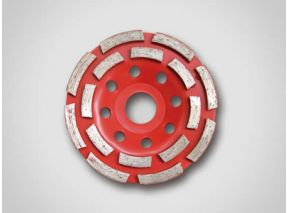 Double Row Grinding Wheel For Stone